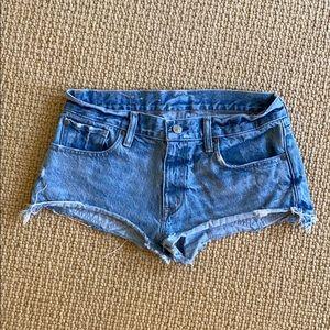 Ralph Lauren Denim Cut Off Jean Shorts!